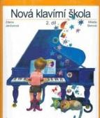 Nová klavírní škola 2. - Z. Janžurová, M. Borová