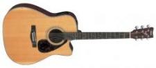 Yamaha FX 370 C - elektroakustická kytara