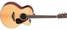 Yamaha FJX 720 SC - elektroakustická kytara