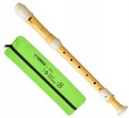 Yamaha YRA 402B - zobcová flétna