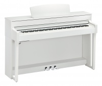Yamaha CLP 645 WH - digitální piano