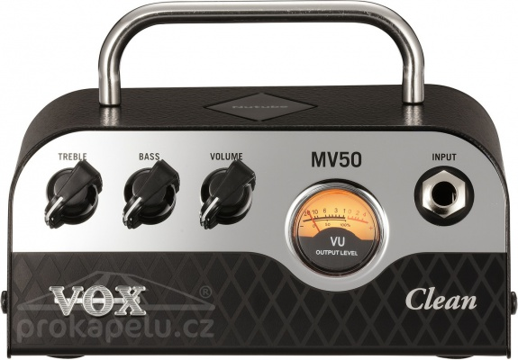 VOX MV50 Clean - Kytarový pololampový zesilovač