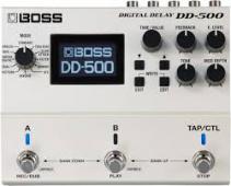 Boss DD 500 - kytarový delay