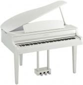 Yamaha CLP 665 GP WH - digitální klavír