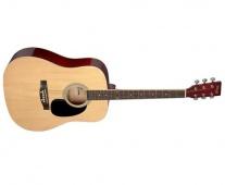 Stagg SA20 D NAT - westernová kytara