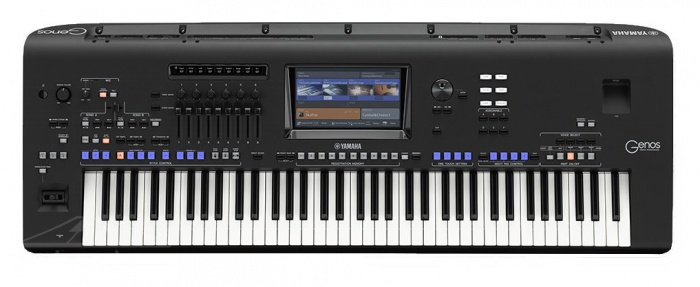 Yamaha Genos - workstation