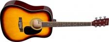 Stagg SA20 D SNB - westernová kytara