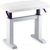 Stagg PBH 780 WHM SWH- hydraulická klavírní stolička