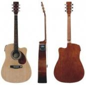 Tenson Dreadnought 320 - elektroakustická kytara natural