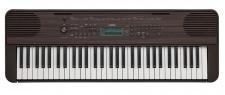 YAMAHA PSR E360 DW - klávesy s dynamikou