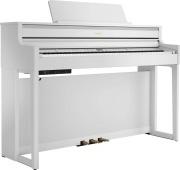Roland HP 704 WH - digitální piano bílé