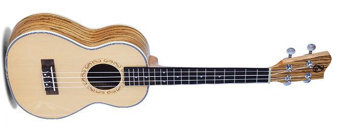 Grape GKS 60 + EQ 300T - ukulele soprán s elektronikou