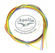 AQUILA Color Ukulele String Set - struny ukulele
