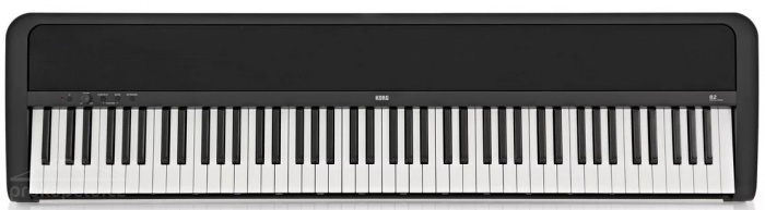 KORG B2 BK - přenosné digitální piáno