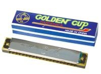Golden Cup 16 otvorů stříbrná