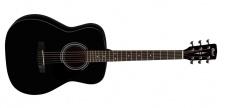 Cort AF 510E BKS  - elektroakustická kytara