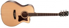 Cort GA 10 F NS -  elektroakustická kytara