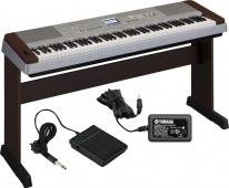 Yamaha DGX 640 W - přenosné digitální piáno