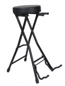 TRUWER TMA 81 - stolička skládací s kytarovým stojanem