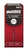 Plátek RICO plastiCOVER pro B klarinet - tvrdost 2,5