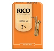Plátek Rico pro barytonový saxofon - tvrdost 3,5
