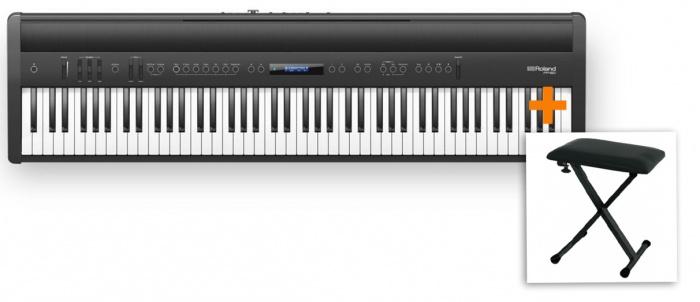 Roland FP60 BK SET 1B