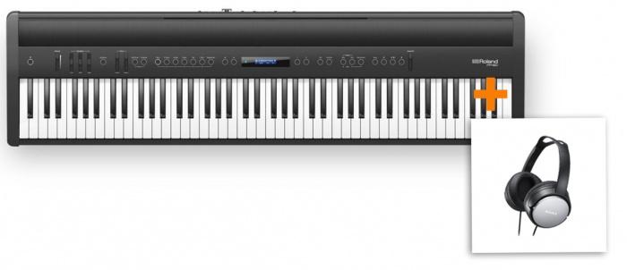 Roland FP60 BK SET 1S