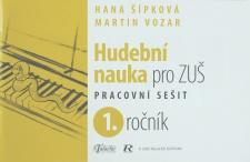 Hudební nauka pro ZUŠ 1. ročník - Vozar Martin