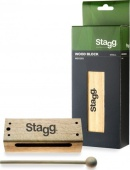 Stagg WB326 S - thai blok
