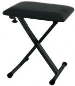 Truwer RSX 1 - klávesová stolička černá