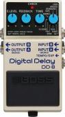 Boss DD-8 - kytarový efekt delay