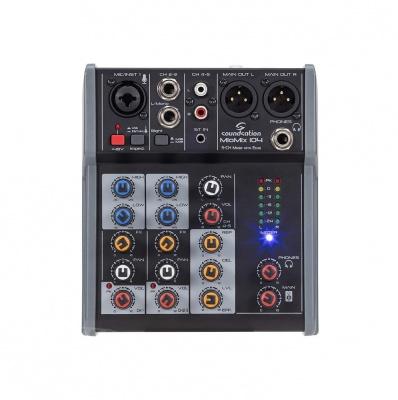 SOUNDSATION MIOMIX 104 - mixážní pult