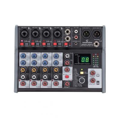 SOUNDSATION MIOMIX 404FX - mixážní pult
