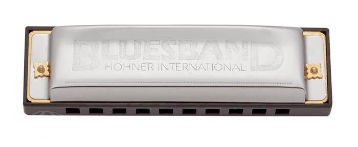 HOHNER Blues Band - foukací harmonika