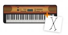 Yamaha PSRE360MA SET 1X