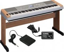 Yamaha DGX 640 C - přenosné digitální piano