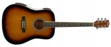 Truwer WG 4115 SB - westernová kytara sunburst