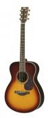 Yamaha LS 6 ARE - elektroakustická jumbo kytara
