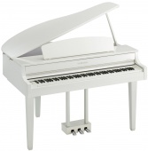 Yamaha CLP 765 GP WH - digitální grand piano