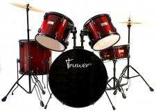 Truwer LM 700 B - kompletní sada bicích