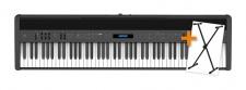 Roland FP60X BK SET 1X