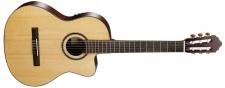 Cort AC 160 CF TL NAT - klasická kytara se snímačem
