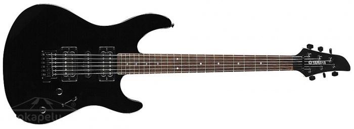 Yamaha RGX 121 Z - elektrická kytara