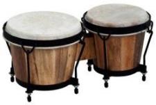 CLUB SALSA 002 - bubínky bongo pár