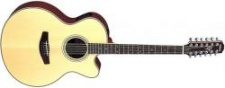 Yamaha CPX 700 12 - dvanáctistrunná elektroakustická kytara
