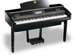 Yamaha CVP 409 PE