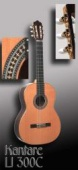 Kantare LI 300 C - klasická kytara
