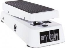 Dunlop pedál Crybaby Bass Q - baskytarový wah - wah pedál