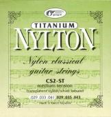 Nylton CS2 ST - nylonové struny pro klasickou kytaru (střední pnutí)