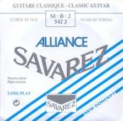 Savarez struna H 542 J Alliance - nylonová struna pro klasickou kytaru (high tension)